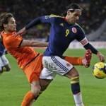 Bóng đá - Hà Lan - Colombia: Cơn mưa thẻ
