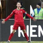 Bóng đá - Lập hattrick, Ronaldo đi vào lịch sử BĐN