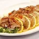 Ẩm thực - Ức vịt chiên xốt chanh ngon và lạ