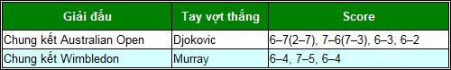 Djokovic-Murray 2013: Có trở thành vĩ đại? - 3