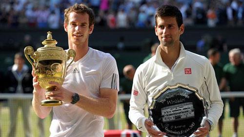 Djokovic-Murray 2013: Có trở thành vĩ đại? - 2