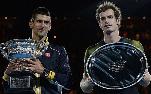 Djokovic-Murray 2013: Có trở thành vĩ đại? - 1