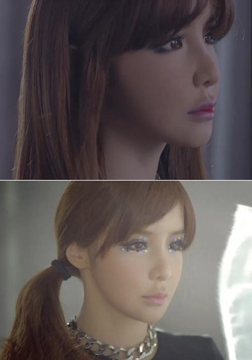 Trưởng nhóm 2NE1 chỉ nude trong 15 giây - 9