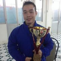 Lực sĩ Nguyễn Anh Thông được thưởng nóng 100 triệu đồng