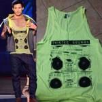 Thời trang - Fashion Star: Áo mỏng gây rắc rối