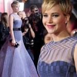 """Phim - """"Đả nữ"""" Hunger Games khoe đầm xuyên thấu"""