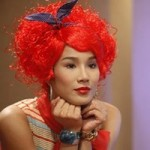 """Phim - Diệp Lâm Anh lòe loẹt làm 'bà tám"""""""