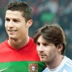Bóng đá - Đội hình World Cup: Messi sát cánh CR7