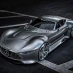 """Ô tô - Xe máy - Mercedes-Benz AMG Vision: Siêu xe nhỏ, nhưng """"chất"""""""