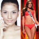 Chọn mỹ nhân Việt đi thi Hoa hậu Hoàn vũ