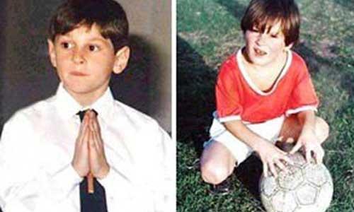 Bí mật thời cắp sách của Messi, Ronaldo - 2