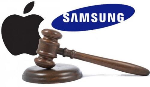Samsung phải bồi thường 890 triệu đô cho Apple - 1