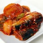 Ẩm thực - Cá thu đao om cay nóng kiểu Hàn dễ nấu