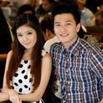 Ngôi sao điện ảnh - Tình cũ Bùi Anh Tuấn thân mật Huỳnh Anh