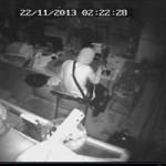 An ninh Xã hội - Camera ghi hình kẻ trộm nhà thầy Đỗ Việt Khoa