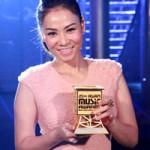 Ca nhạc - MTV - Thu Minh đoạt giải Nghệ sỹ xuất sắc nhất Châu Á