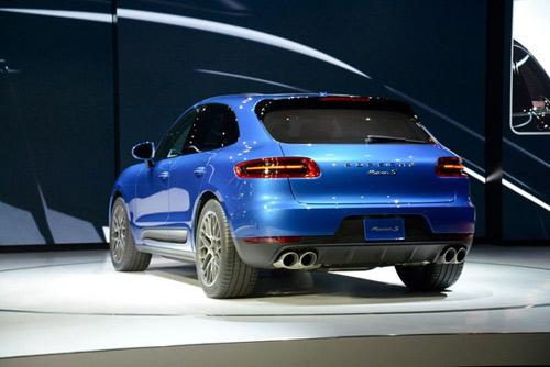 Porsche Macan chính thức trình làng - 3