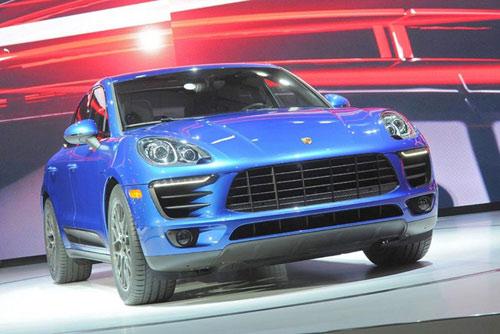 Porsche Macan chính thức trình làng - 5