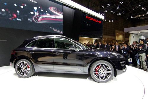Porsche Macan chính thức trình làng - 8