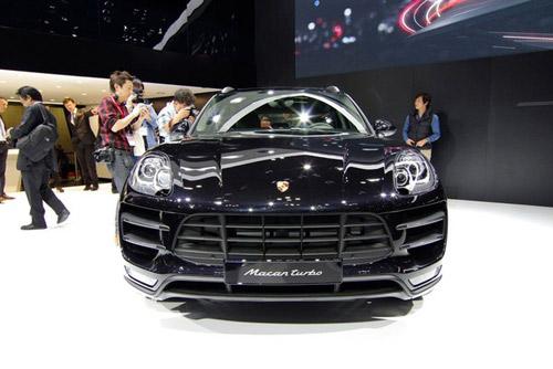Porsche Macan chính thức trình làng - 9