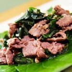 Ẩm thực - Thịt bò xào lá lốt đầy lôi cuốn