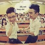 Bạn trẻ - Cuộc sống - Sinh viên chụp ảnh kỷ yếu tình yêu đồng tính