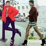 Thời trang - Những gã trai thích đi... giày cao gót