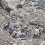 Tin tức trong ngày - Lở núi kinh hoàng, 4 người chết và mất tích