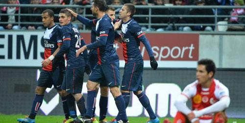 Reims – PSG: Tận dụng cơ hội - 1