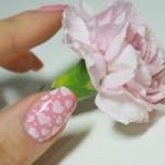 Làm đẹp - Nail tim hồng cho cuối tuần dịu ngọt