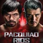 Thể thao - Pacquiao hạ Rios: Chiến thắng tuyệt đối
