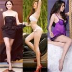 Thời trang - Kiều nữ nào có đôi chân gợi cảm nhất?