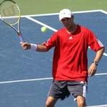 Học tennis qua ti vi: Cú volley nhấn