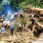 Tin tức trong ngày - Hiện trường vụ lở núi kinh hoàng, 4 người chết