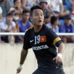 """Bóng đá - U23 Việt Nam """"về làng"""" biểu diễn"""