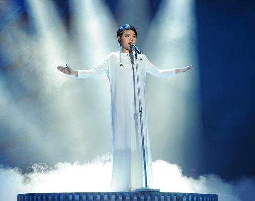 Quốc Trung, Mỹ Linh phê bình Hà Linh - 6