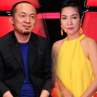 Quốc Trung, Mỹ Linh phê bình Hà Linh