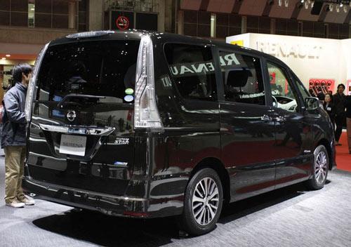 Nissan Serena 2014 - Đối thủ 8 chỗ ngồi của Toyota Innova - 5