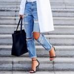 Phối jeans rộng theo từng hoàn cảnh