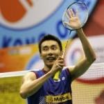 Thể thao - HOT: Lee Chong Wei đăng quang tại giải Hồng Kông