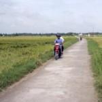 Tin tức trong ngày - Phí đường xe máy để làm đường nông thôn