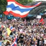 Tin tức trong ngày - Thái Lan: Rầm rộ biểu tình đòi lật đổ chính phủ