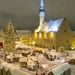 Du lịch - 8 nơi đón mùa đông đẹp nhất thế giới