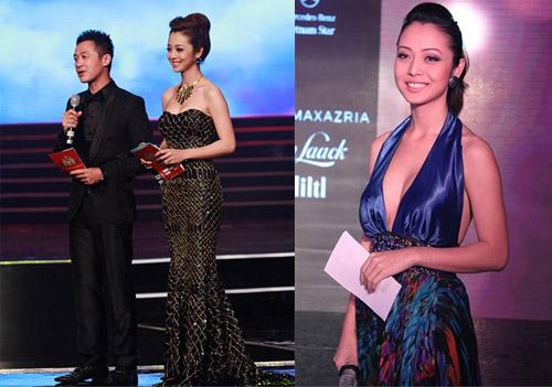 Những MC nóng bỏng của showbiz Việt - 2