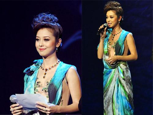 Những MC nóng bỏng của showbiz Việt - 1