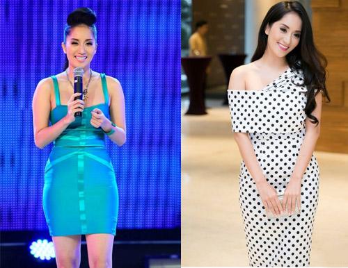 Những MC nóng bỏng của showbiz Việt - 11