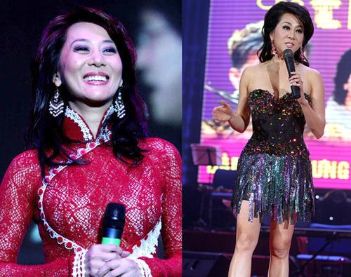 Những MC nóng bỏng của showbiz Việt - 5