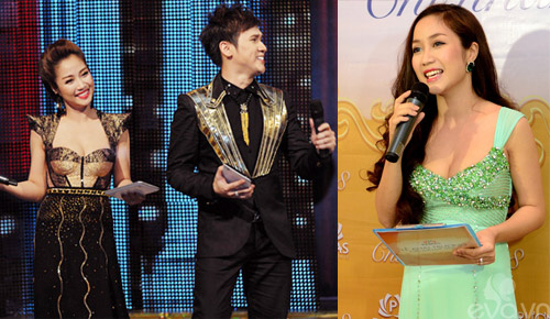 Những MC nóng bỏng của showbiz Việt - 8