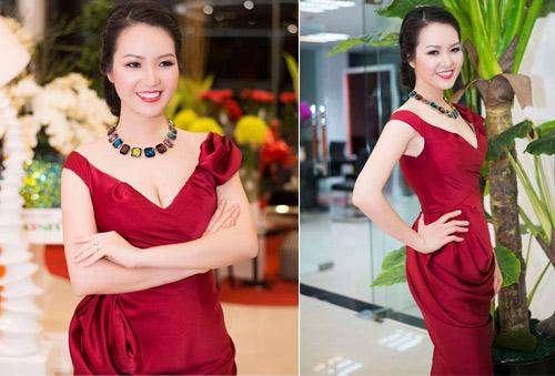 Những MC nóng bỏng của showbiz Việt - 12