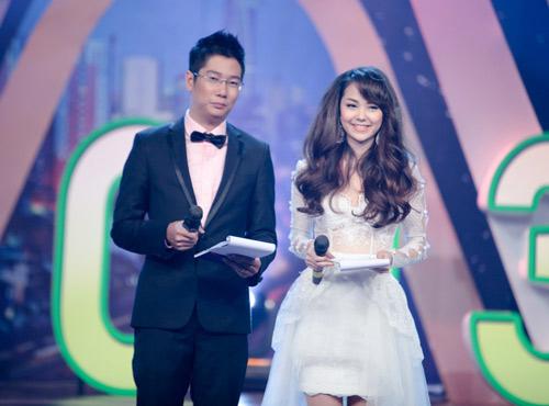 Những MC nóng bỏng của showbiz Việt - 15